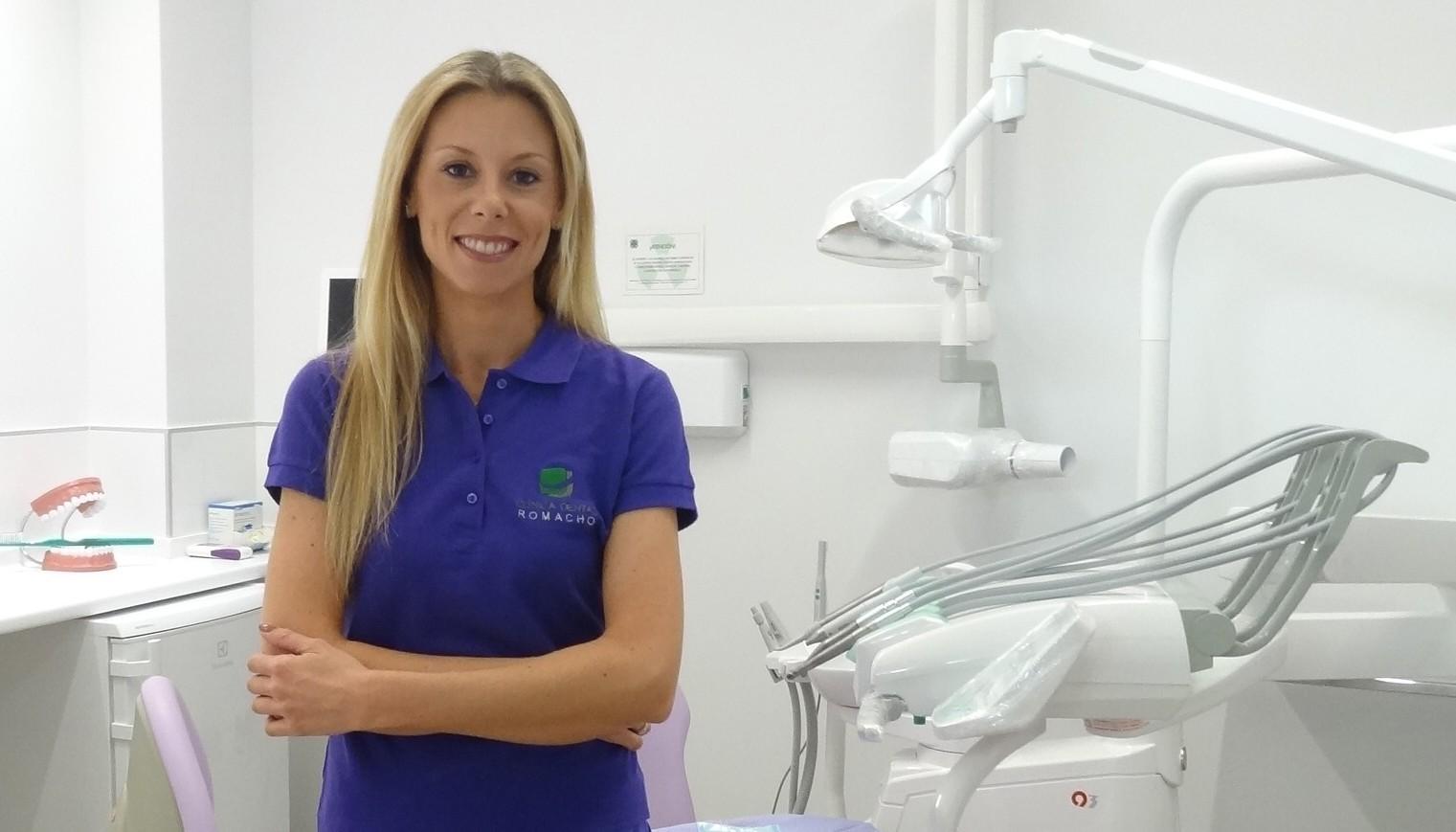 Dentista en Guadix. Clínica Dental Romacho