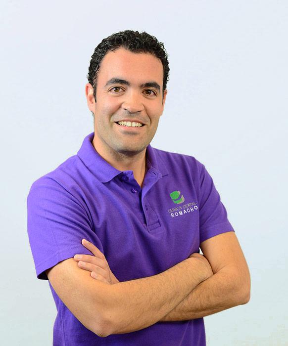Clínica dental en Guadix. Clínica Dental Romacho